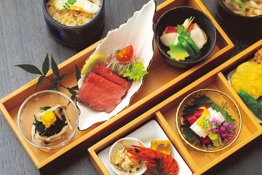 日本料理「ぎん」
