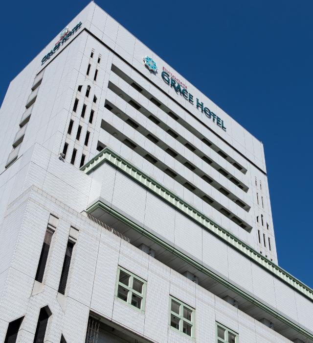 The Shin-Yokohama Grace hotel appearance