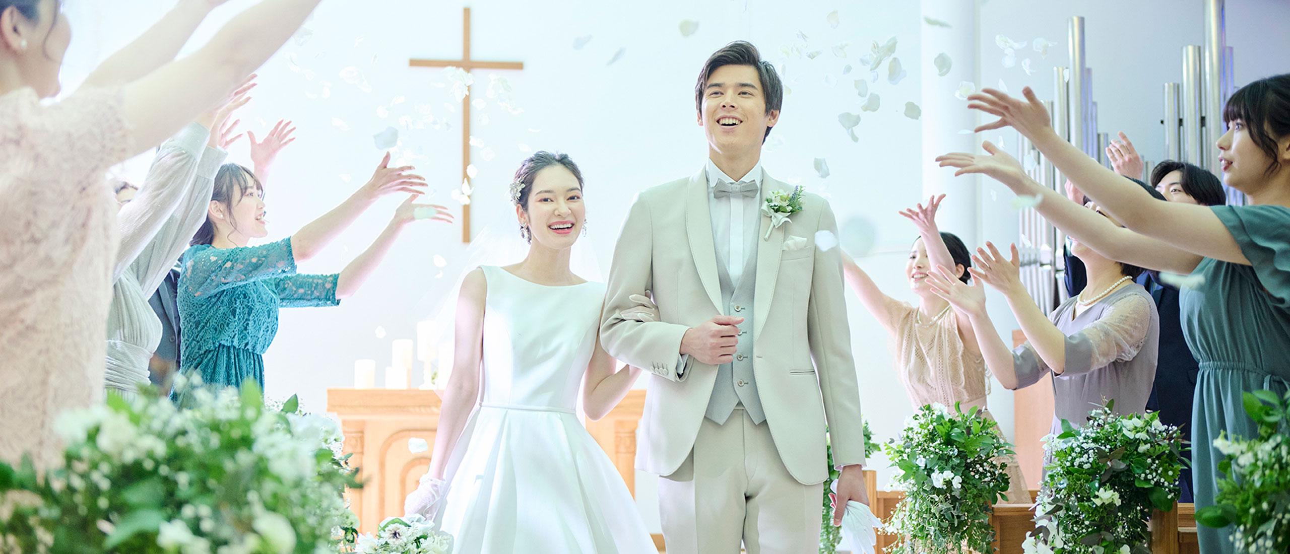 Shin-Yokohama Grace hotel wedding