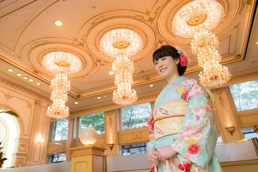 Shin-Yokohama Grace hotel costumes for rent coming-of-age ceremony apparel rental plan